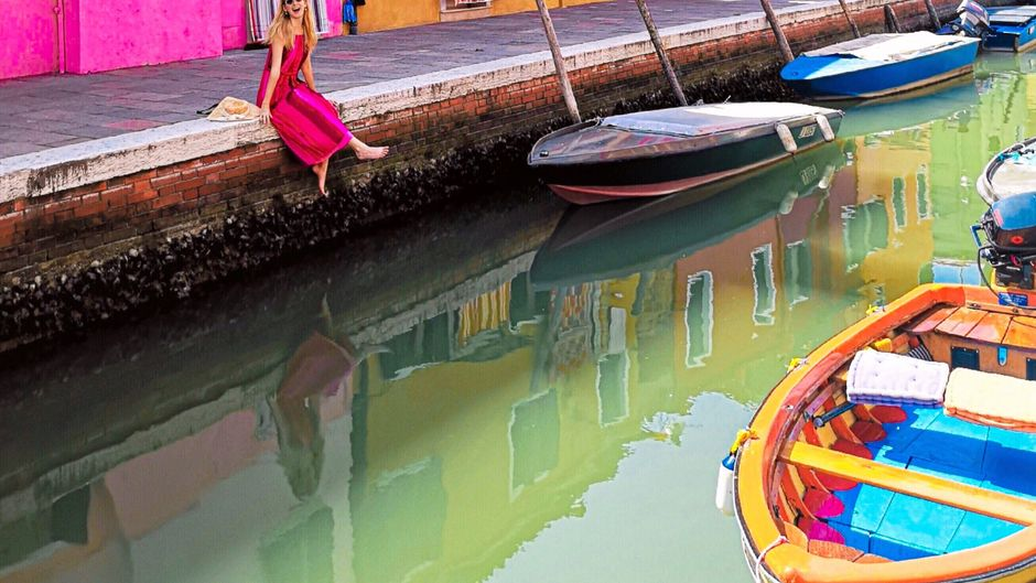 Reisebloggerin Mella unterwegs in Bella Italia.