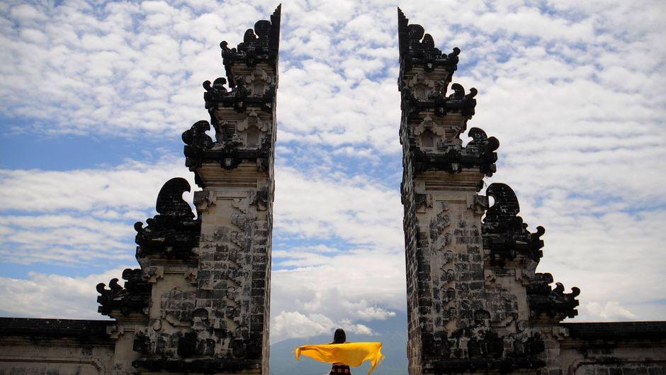 Das Bali-Gate.