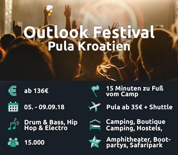 Outlook Festival.