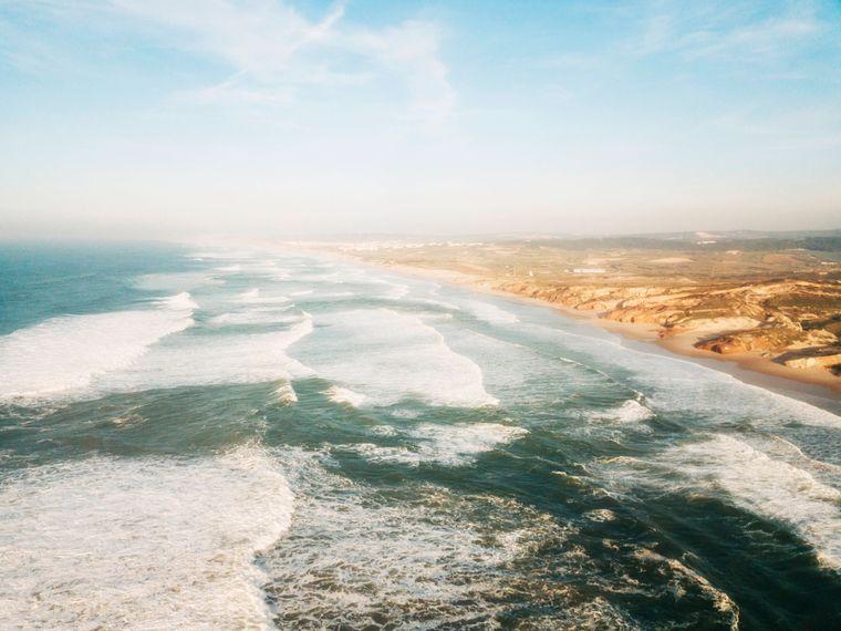 Die Strände in Portugal sind der Grund für viele Urlauber, dorthin zu reisen.