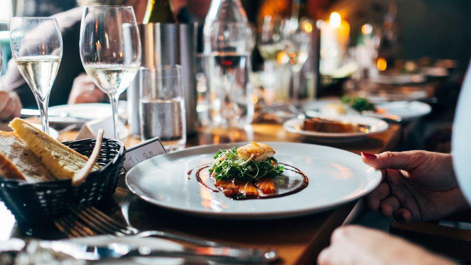 Von Fischbrötchen oder fettigem Backfisch sind viele Gerichte weit entfernt. Sie sind fein, toll zubereitet und von hoher Qualität.