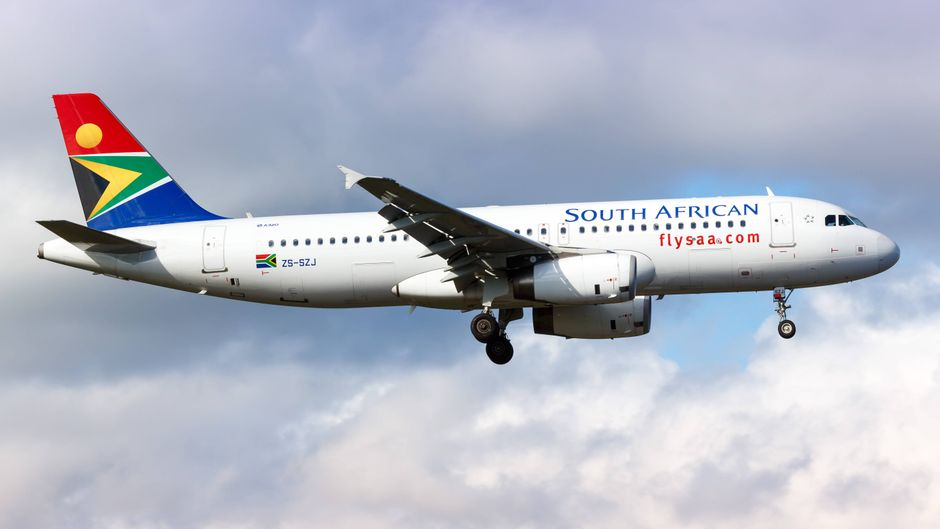 South African Airways steckt in einer finanziellen Krise.