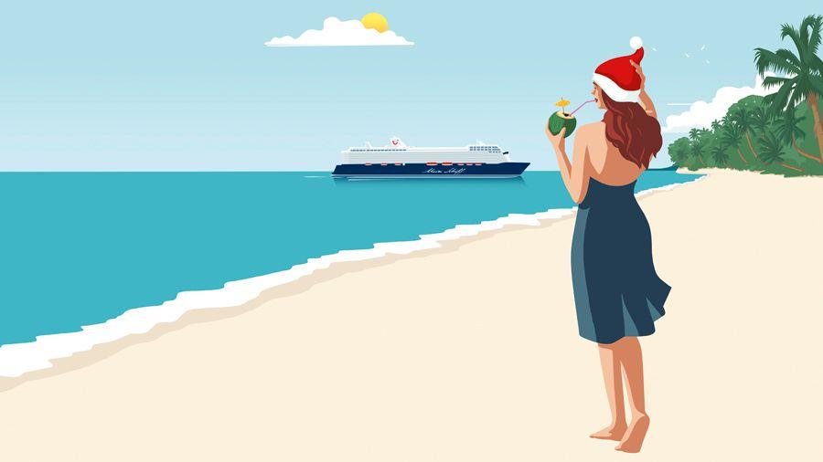 Kreuzfahrt-Angebote von TUI Cruises.