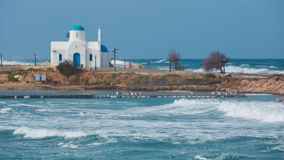 Protaras in Famagusta auf Zypern.