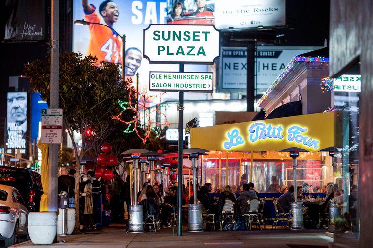 Keine andere Straße als der Sunset Boulevard soll  Los Angeles besser verkörpern können.