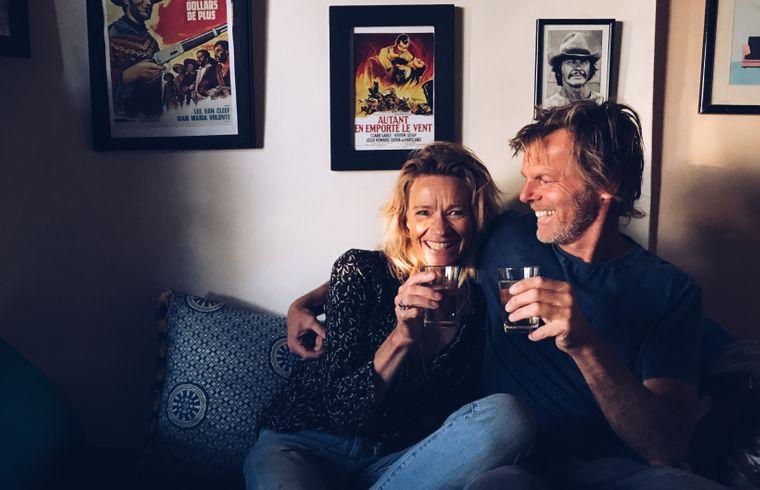 Alexandra Gossing und Geert-Jan Middelkoop.