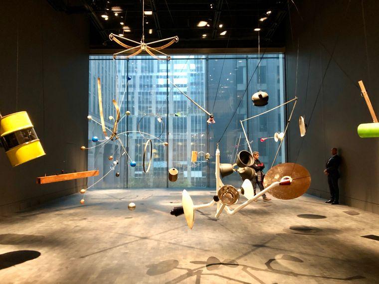 Mehr Raum für Kunst: Jährlich kommen 3,5 Millionen Besucher ins MoMA.