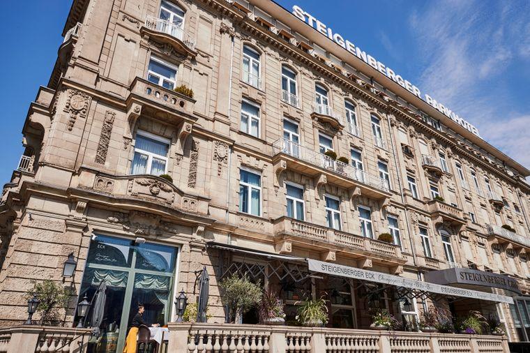 Steigenberger Parkhotel Düsseldorf.