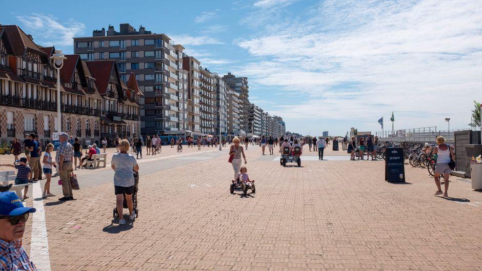 Belgien verschärft angesichts der Coronavirus-Pandemie die Regeln für Einheimische und Touristen. (Symbolbild)