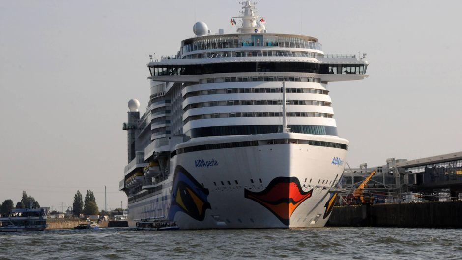 Immer mehr Passagiere berichten, dass sie sich auf einer Aida-Kreuzfahrt mit einem Magen-Darm-Virus infiziert haben.
