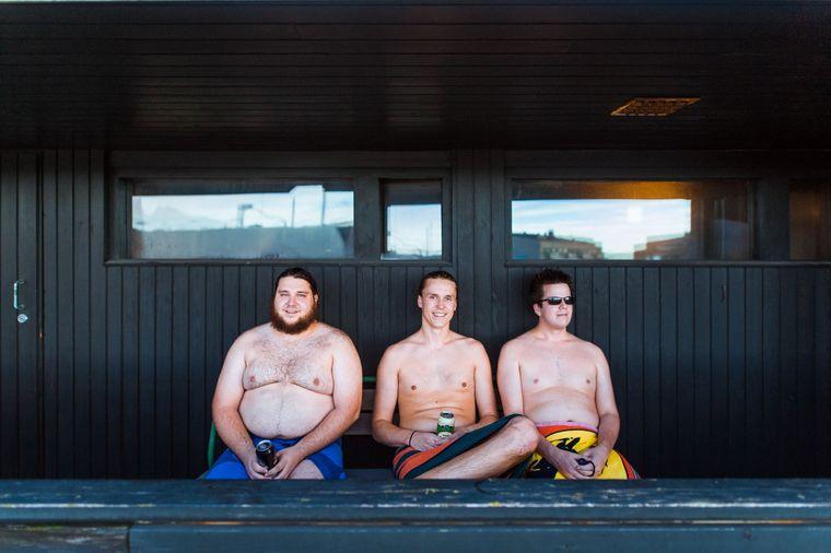 Urban Sauna Helsinki