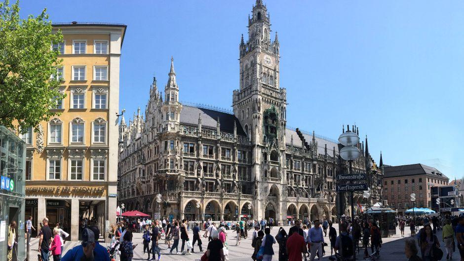 München überschreitet immer wieder den RKI-Wert von 50 Neuinfizierten je 100.000 Einwohner in den vergangenen sieben Tagen.