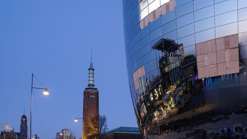 Das Museum Boijmans van Beuningen stellt seine 151.000 Exponate öffentlich aus.