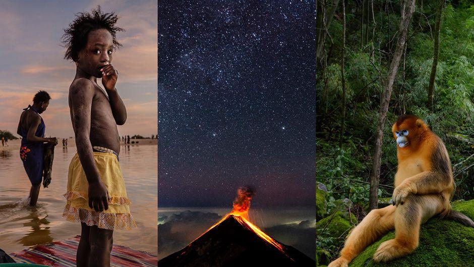 Die besten Reisefotografen des Jahres haben atemberaubende Momente festgehalten.