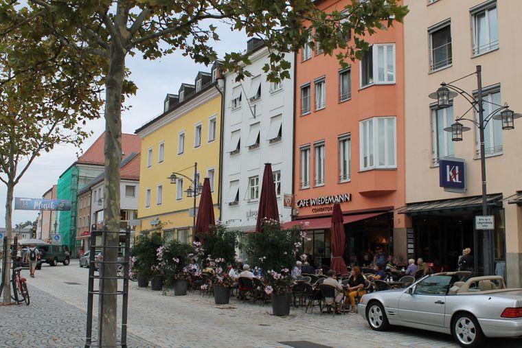 Das Café Wiedemann ist seit 1678 die Top-Adresse für Zuckermäuschen.