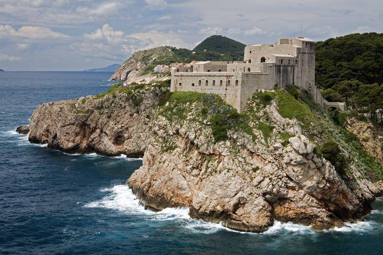 Festung Lovrijenac