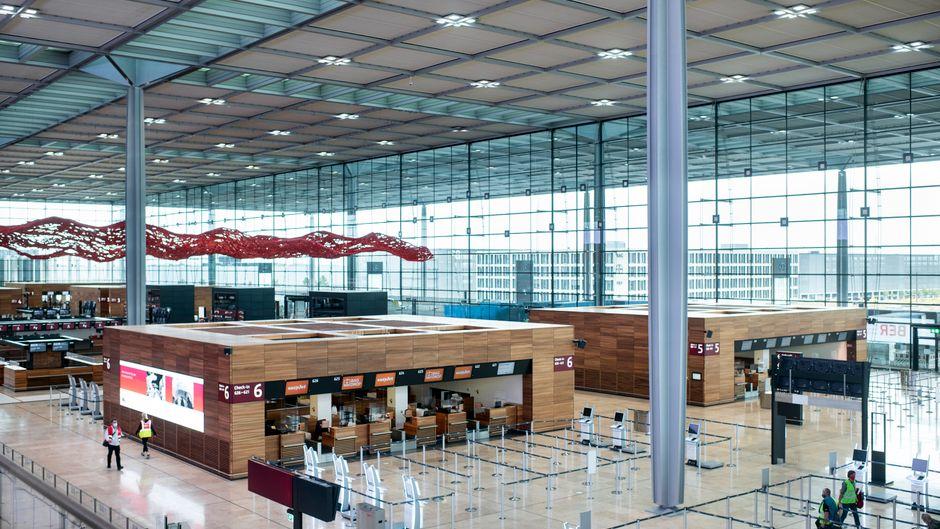 News Zu Flughafen Ber