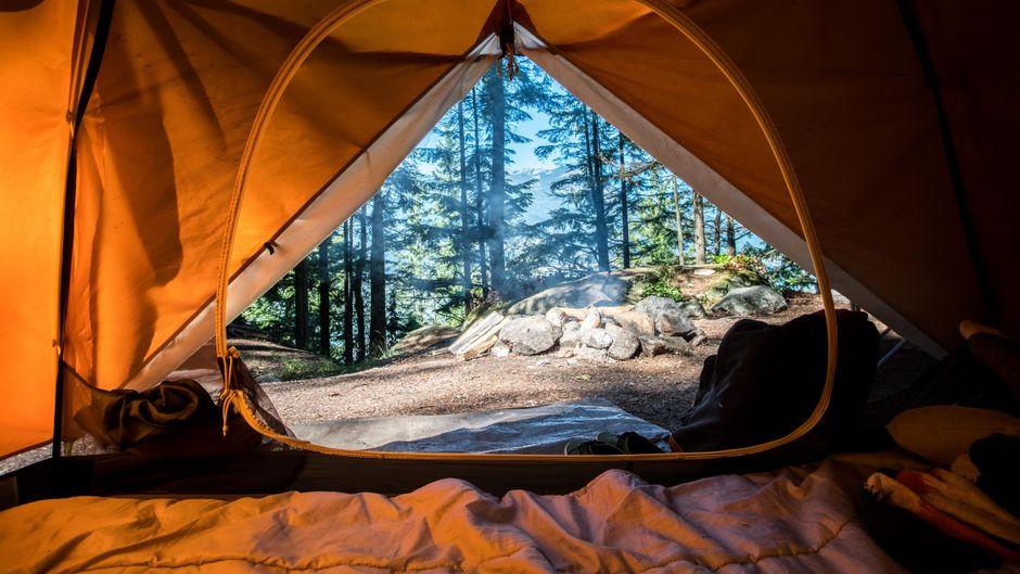Sei der Natur näher, mit dem perfekten Zelt für dich!