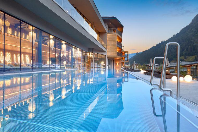 Ideal zum Abtauchen: Das Edelweiss – Salzburg Mountain Resort.