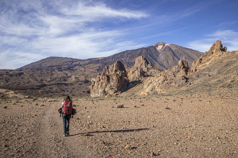 Ein Highlight im wahrsten Sinne des Wortes ist der Teide, der auf stolze 3718 Meter ragt.