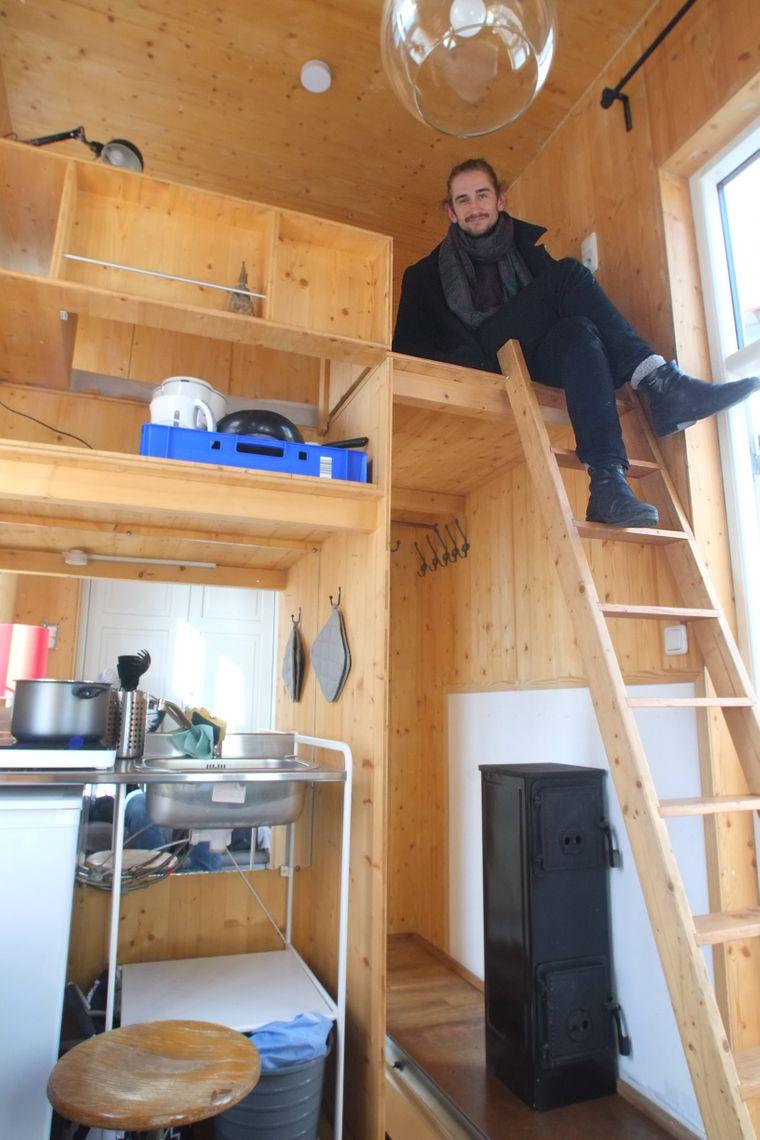 Mit einem mobilen Tiny House fühlst du dich auch im Urlaub wie zu Hause.