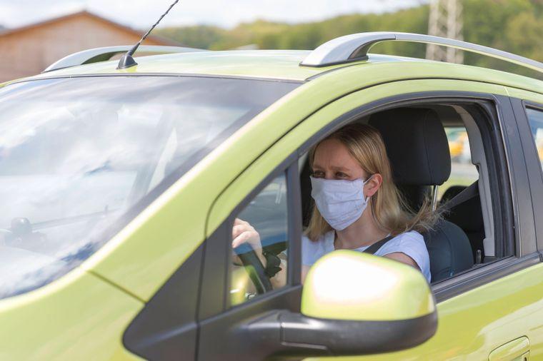 Das Coronavirus sorgt für eine Maskenpflicht in Deutschland.