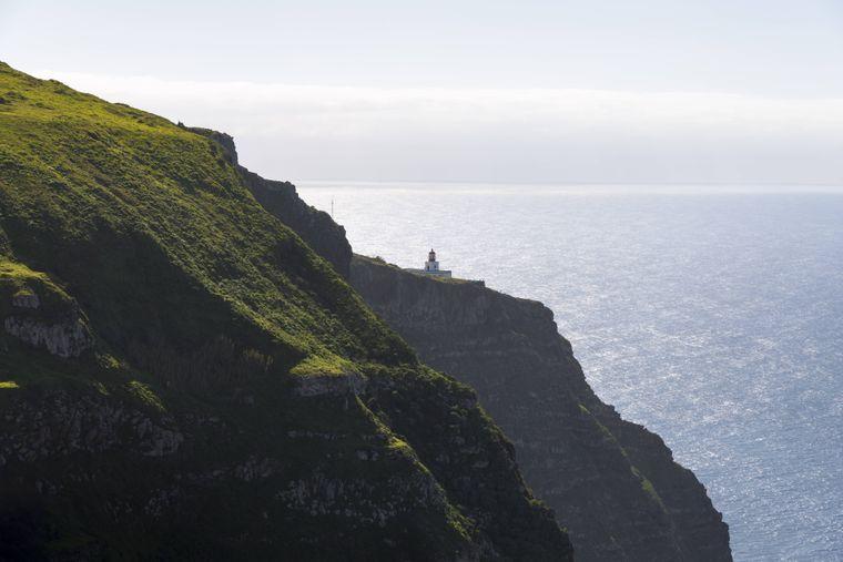 Der Leuchtturm Ponta do Pargo ist ein beliebtes Ausflugsziel auf Madeira.