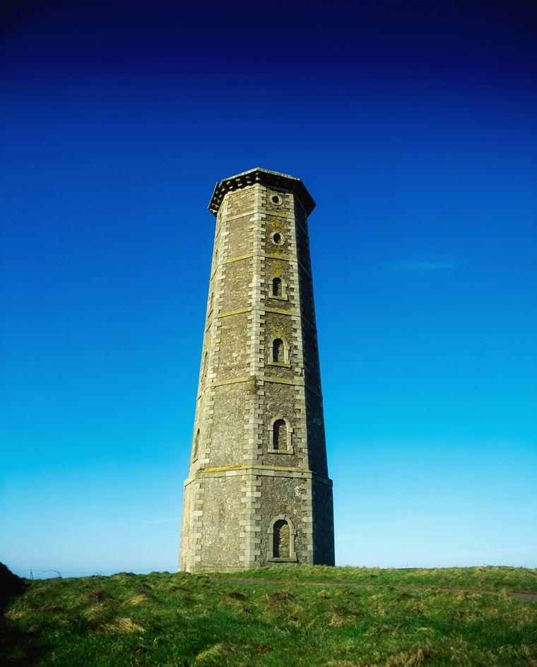 Leuchtturm Wicklow Head