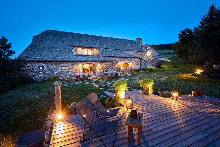 Das authentische Bauernhaus in Frankreich lädt zum Entspannen ein.