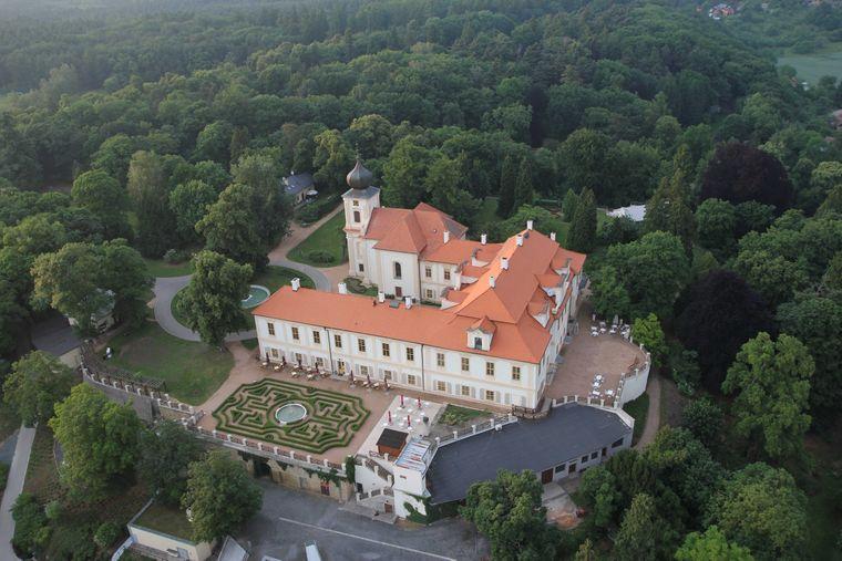 Schloss Loucen, Tschechien