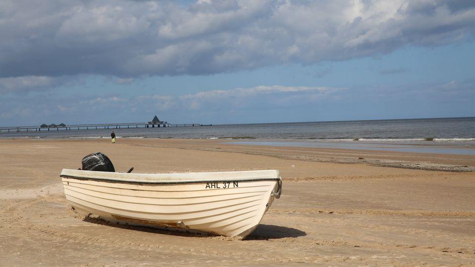 Strandurlaub in Deutschland wird im Corona-Sommer 2020 anders sein. (Symbolbild)
