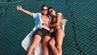 Justin (26) und seine Freundin Jessica (23) reisten um die Welt, um in Luxushotels Sex zu haben.