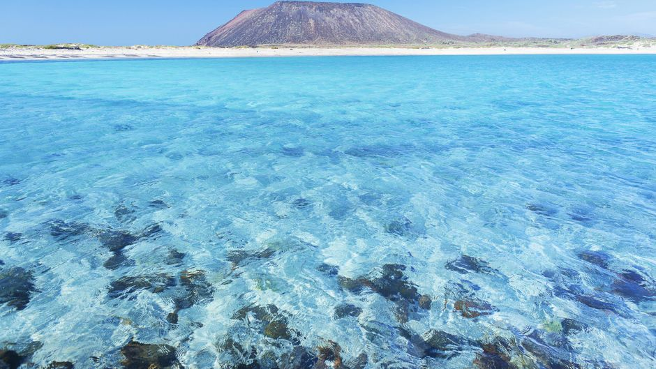 Die Isla de Lobos ist bei Touristen inzwischen sehr beliebt.