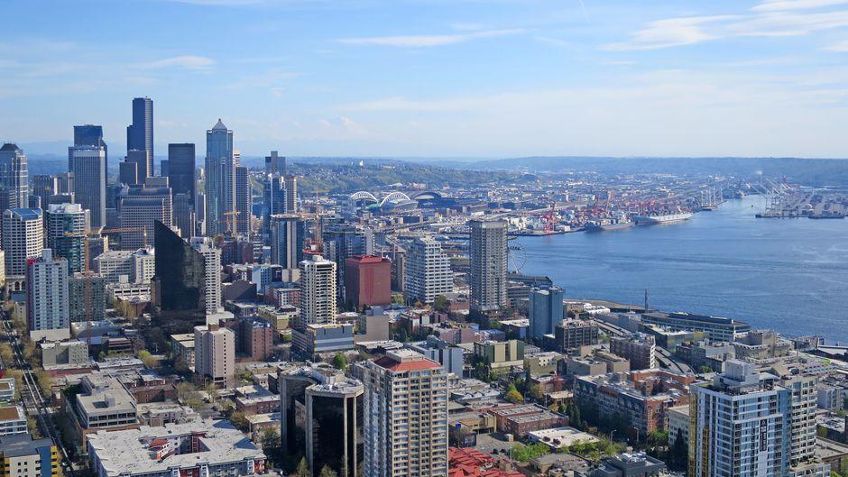 Auch in Seattle kann man auf Meredith und McDreamy stoßen.