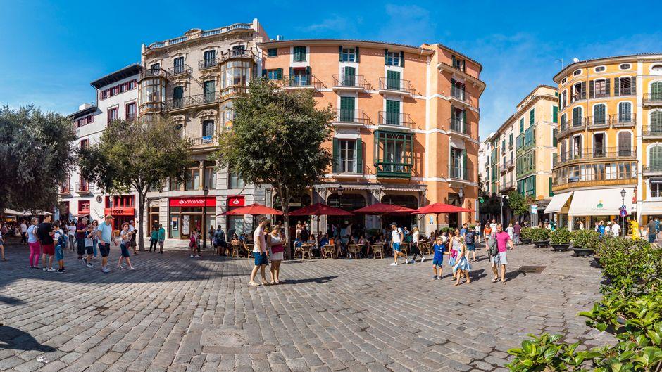 Lust auf Shopping im Urlaub? Das geht in der Großstadt Palma de Mallorca besonders gut!