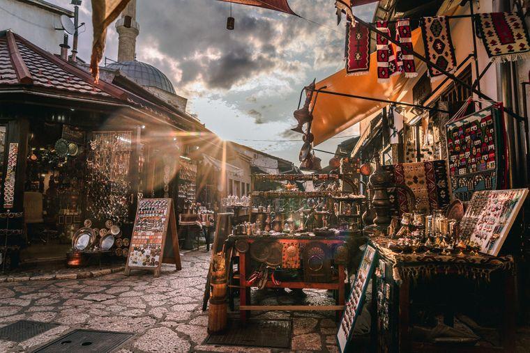 Sarajevo, Bosnien