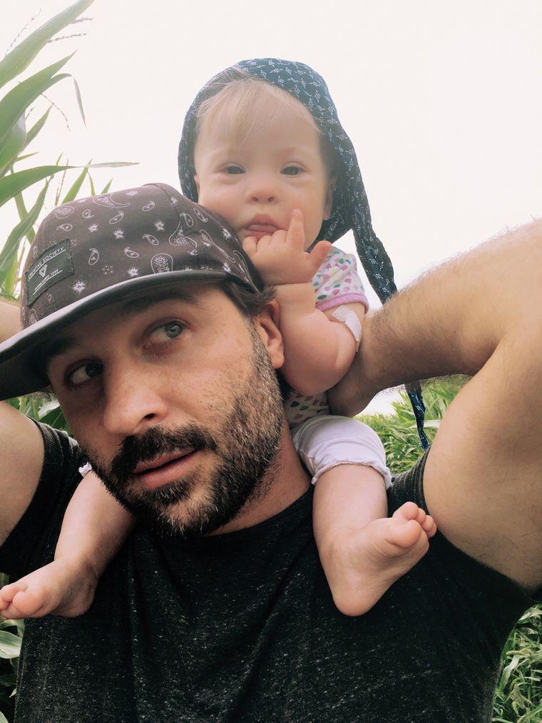 Die zweijährige Yanti hat Fabians Blick auf die Welt verändert.