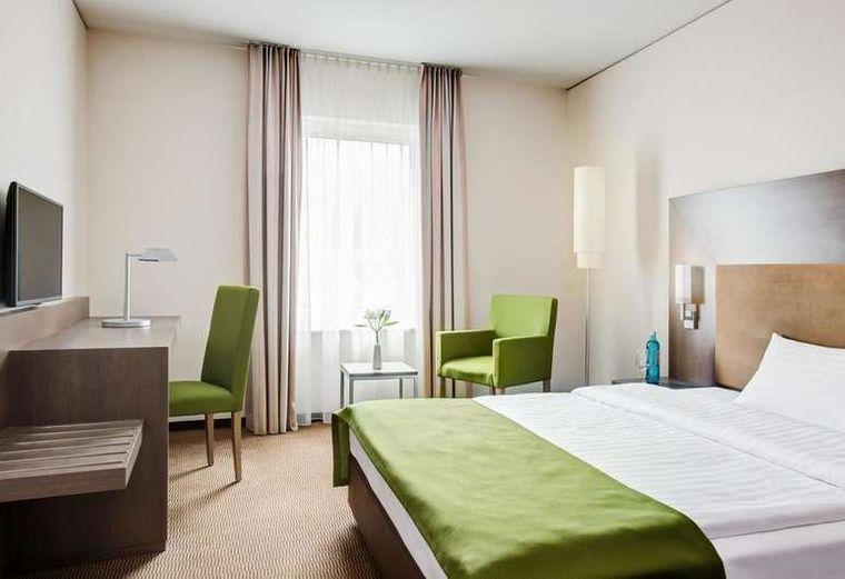 Zimmeransicht Intercity Hotel in Mainz