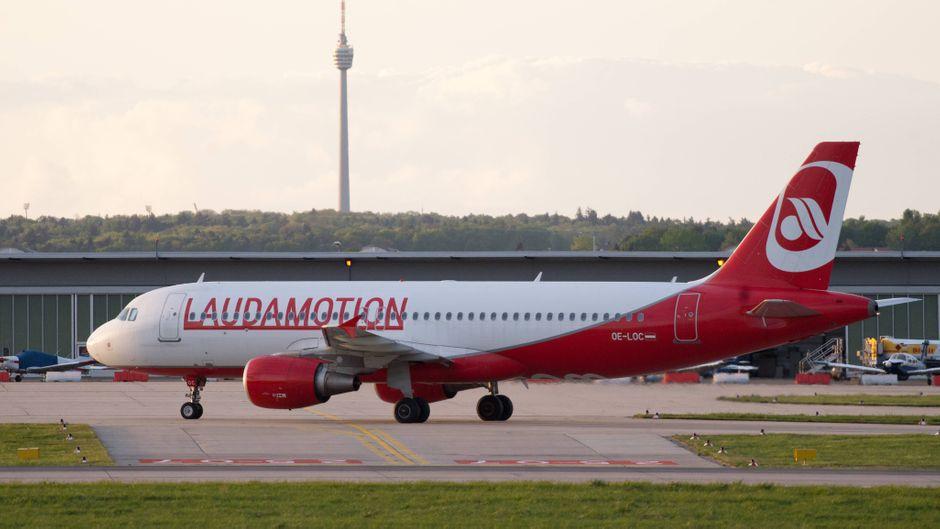 Holpriger Start für den Sommerflugplan bei Laudamotion. (Symbolfoto)