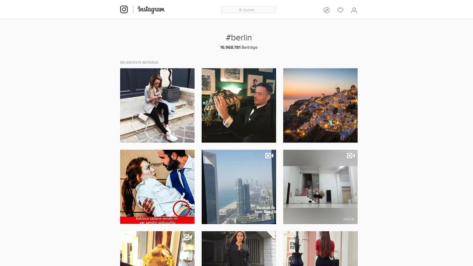 Fast alle Blogger nutzen Instagram als wichtigen Kanal zu ihren Followern.