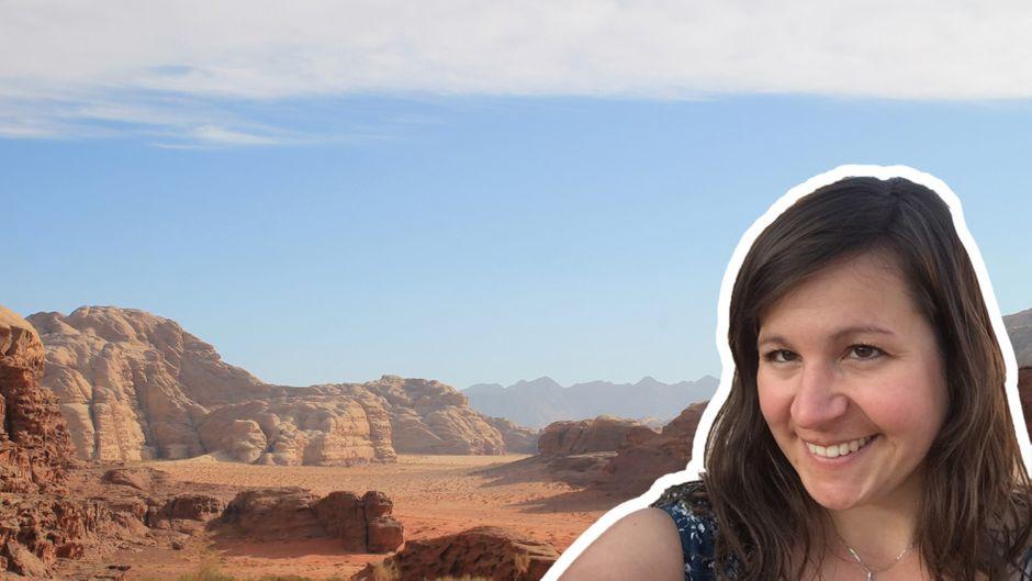 Jordanien ist der Top Place von reisereporterin Miriam.