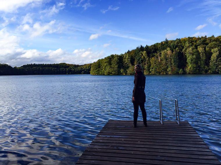 Unsere Autorin Isabell Prophet hat Silvester in Polen am See verbracht.