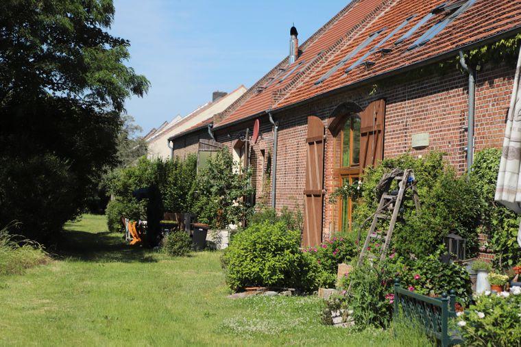 Es ist das größte Scheunenviertel Deutschlands: In Kremmen wollen über 40 Scheunen entdeckt werden.
