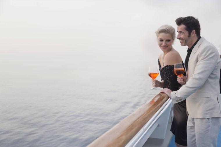 """Die """"Desire Cruise"""" ist speziell für Pärchen gedacht."""