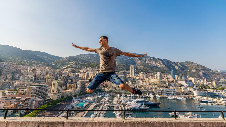 Matteo Archondis in Monaco