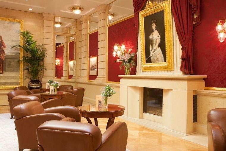 Hotel Kaiserin Elisabeth.