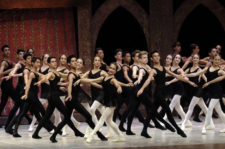 Ballett in Havanna.
