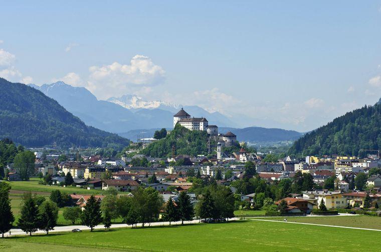 Kufstein, meine Perle: Die Kleinstadt zählt zu den beliebtesten Urlaubsorten in Österreich.