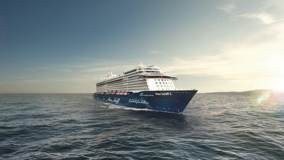 Mein Schiff 5 TUI Cruises