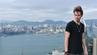 Andras Hvid (21) aus Aarhus (Dänemark) ist der Fotograf, der mit einem Aktfoto auf einer Pyramide für Schlagzeilen gesorgt hat.